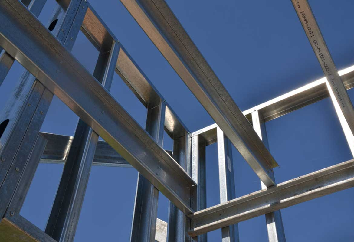 Perfiles estructurales STEELFRAME